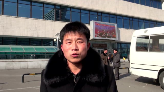 vídeos de stock e filmes b-roll de pyongyang shortly after the north korean government on february 7 announcement it successfully launched a satellite which is widely believed to be a... - korean new year