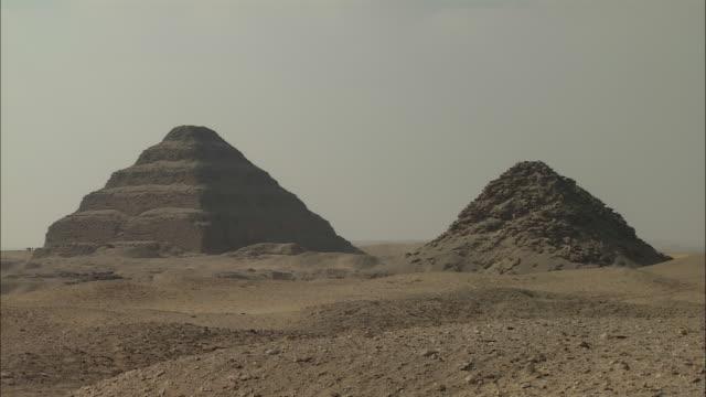 MS, Pyramid of Djoser, Saqqara, Egypt
