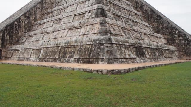 Pyramid temple of Kukulkan Chichen Itza