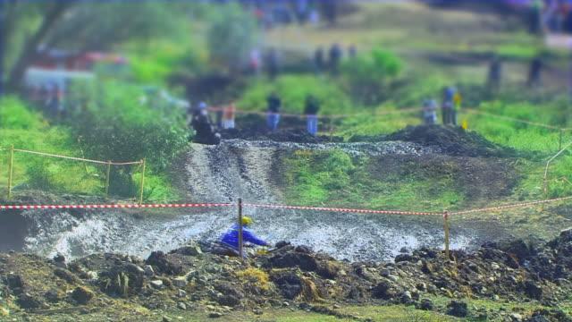 quadbike race - quadbike stock videos & royalty-free footage