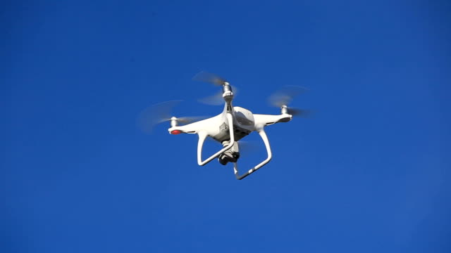 quadcopter flying - quadcopter stock videos & royalty-free footage