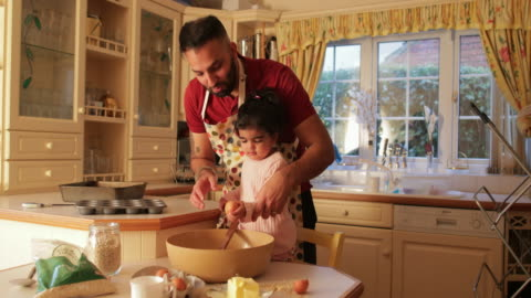 quality time with his little girl - baked stock videos & royalty-free footage