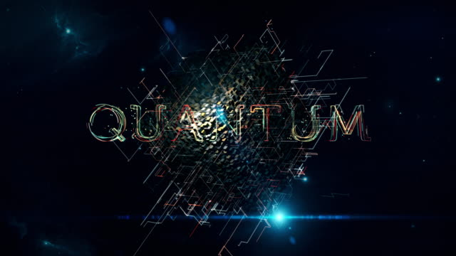 quantum matrix cube - machine learning stock videos & royalty-free footage