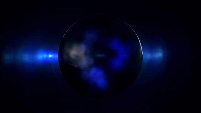 quantum sphere - deep learning stock videos & royalty-free footage