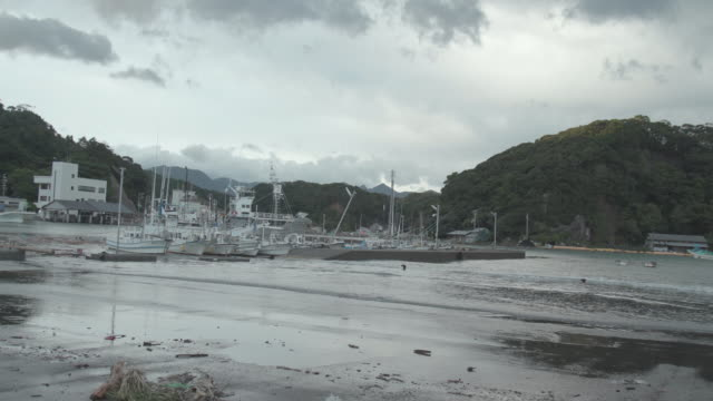 quayside / japan - anker werfen stock-videos und b-roll-filmmaterial