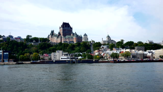 quebec city, qc - quebec stock videos & royalty-free footage