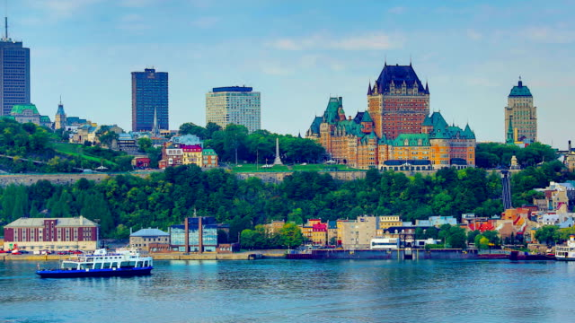 Quebec City, QC