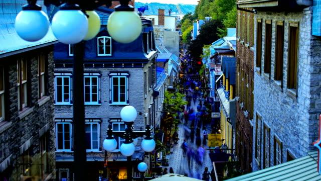 quebec city, qc - non urban scene stock videos & royalty-free footage