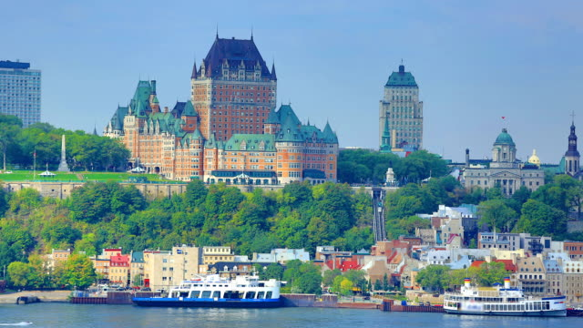 Quebec City time-lapse