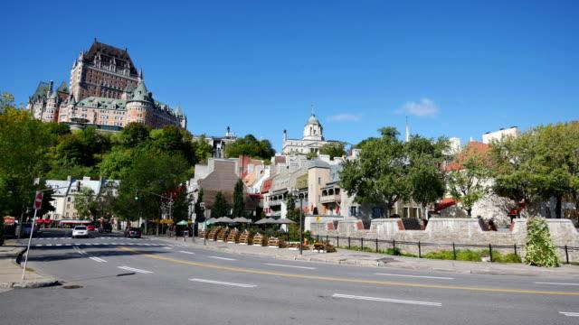 stockvideo's en b-roll-footage met quebec stad - capital cities