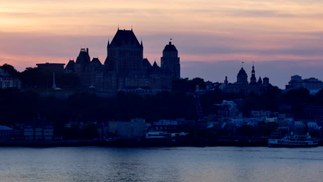 quebec city - quebec stock videos & royalty-free footage