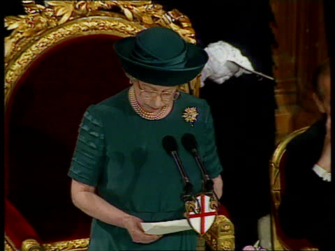 Queen and Prince Philip Collection 1 T24119207 Queen's Annus Horribilis Speech