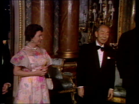 queen and prince philip collection 2; 7.5.77 photocall with world leaders - including president jimmy carter of usa, valery giscard-d'estaing of... - jimmy carter us president stock videos & royalty-free footage