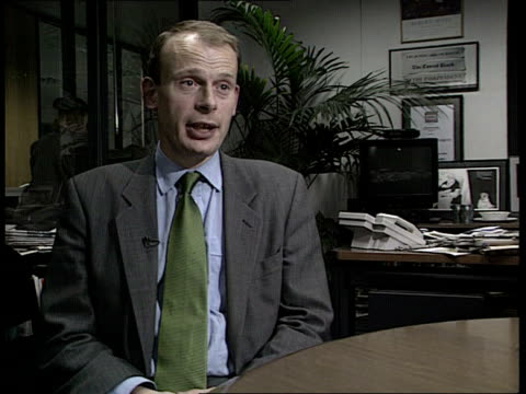 Golden wedding anniversary London The Independent Newspaper HQ Andrew Marr intvwd Classic New Labour PR job for the Monarchy / Blair has studied...