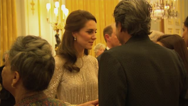 Queen Elizabeth hosts UKIndia Year of Culture event at Buckingham Palace Queen Elizabeth hosts UKIndia Year of Culture event at Buckingham Palace...