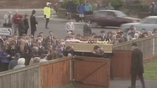 Queen's Birthday Honours list 2018 announced UK Liverpool Library footage 1989 Kenny Dalglish at Hillsborough funeral ENGLAND Liverpool Christchurch...
