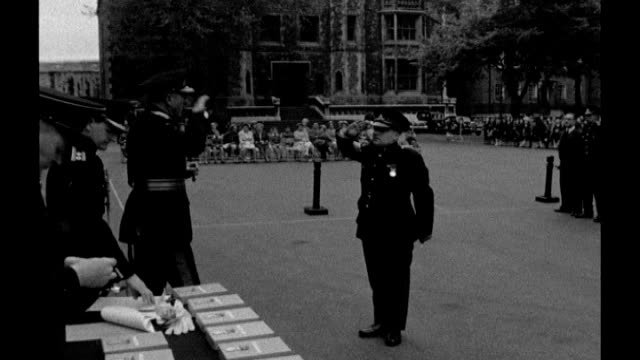 Queen's Birthday Honours List Recipients announced FS130565002 Windsor Soldier who acted as a pallbearer for former Prime Minister Sir Winston...