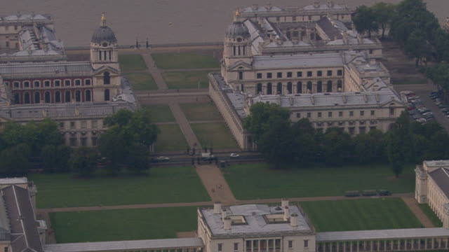 queen's house, greenwich - royalty stock videos and b-roll footage