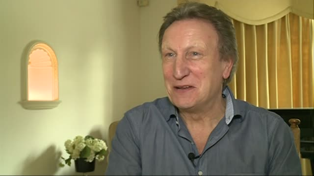 Neil Warnock back in charge T19011234 INT Neil Warnock interview after losing job as QPR Manager SOT disappointed like falling out with a girlfriend...