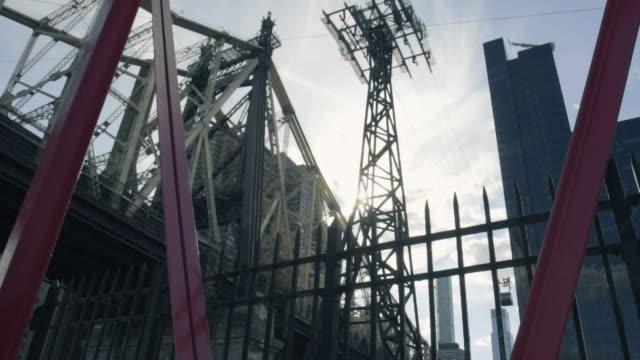 Queensboro Bridge silhouette