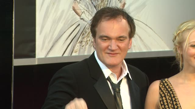 Quentin Tarantino at 85th Annual Academy Awards Arrivals on 2/24/13 in Los Angeles CA