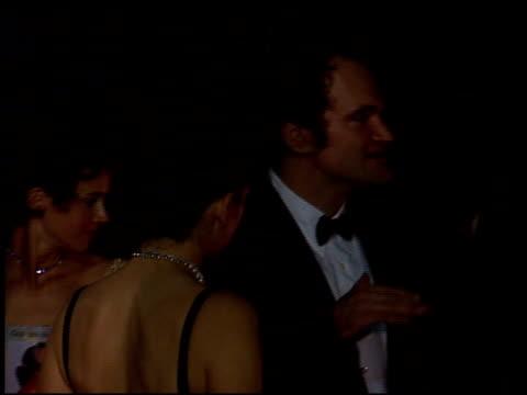Quentin Tarantino at the 1996 Emmy Awards Post at the Pasadena Civic Auditorium in Pasadena California on September 8 1996