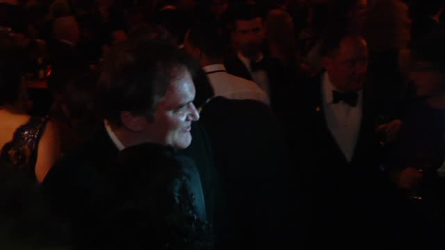Quentin Tarantino at The 2013 Vanity Fair Oscar Party Hosted By Graydon Carter Inside Party Footage Quentin Tarantino at The 2013 Vanity Fair Oscar...