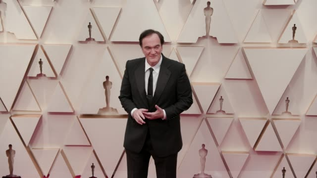 vidéos et rushes de quentin tarantino at the 92nd annual academy awards at dolby theatre on february 09, 2020 in hollywood, california. - the dolby theatre
