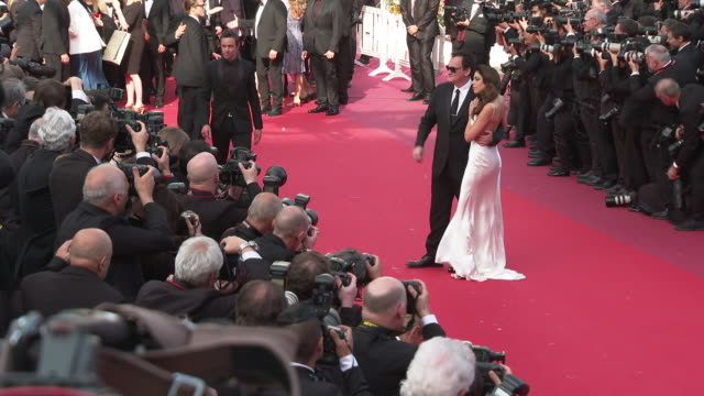 FRA: 'Once Upon a time in Hollywood ' Red Carpet Arrivals  The 72nd Cannes Film Festival