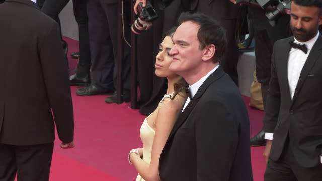 Quentin Tarantino Daniella Tarantino at 'Closing Ceremony ' The 72nd Cannes Film Festiva on May 25 2019 in Cannes France