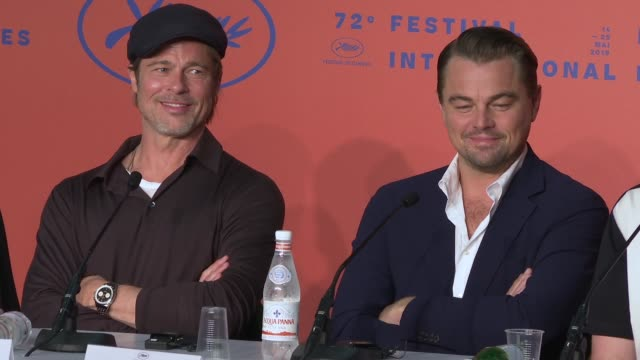 FRA: 'Once Upon a time in Hollywood' Press Conference - The 72nd Cannes Film Festival