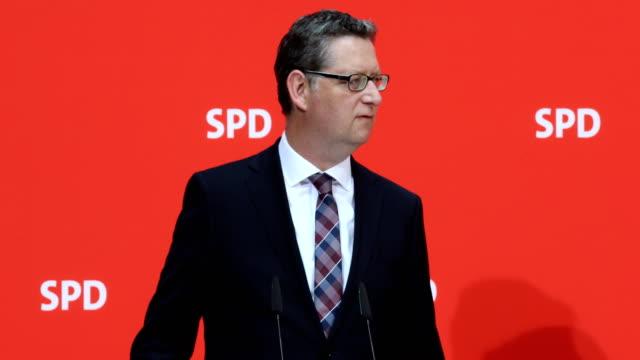 Question and answer session with Premier of Mecklenburg Vorpommern Manuela Schwesig RhinelandPalatinate's State Premier and deputy leader of the...