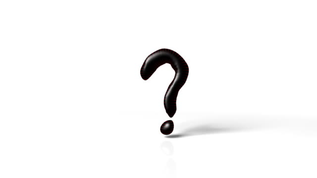 question and exclamation point - exclamation point stock videos and b-roll footage