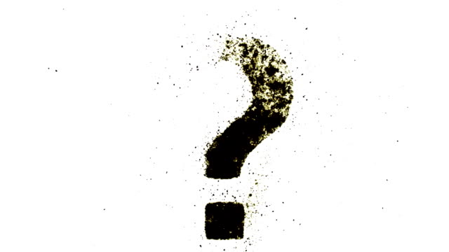 question - question mark stock videos & royalty-free footage