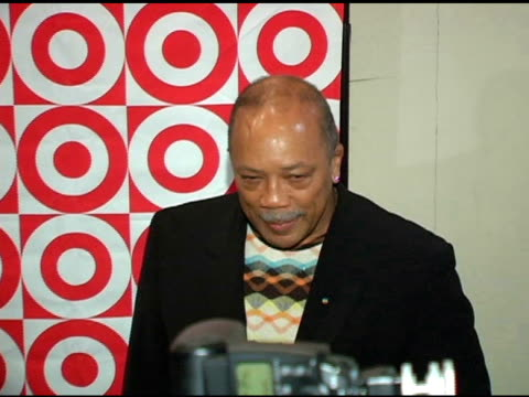 Quincy Jones at the Debbie Allen Dance Academy Presentation of 'Dreams' at Freud Playhouse in Los Angeles California on December 16 2004