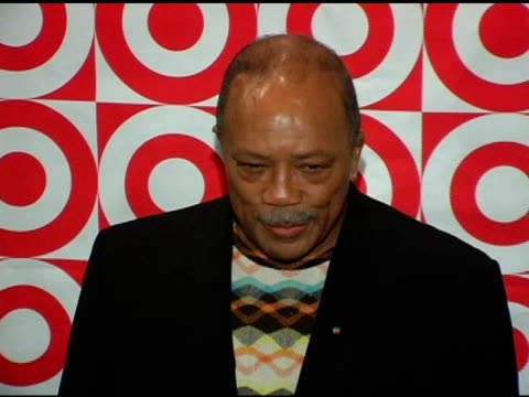 quincy jones at the debbie allen dance academy presentation of 'dreams' at freud playhouse in los angeles california on december 16 2004 - playhouse stock videos and b-roll footage