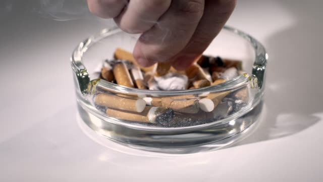 quit smoking - broken stock videos & royalty-free footage
