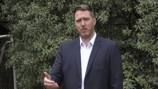 stockvideo's en b-roll-footage met quotes from football finance expert dr rob wilson of sheffield hallam university, on the financial impact of coronavirus on english football. he... - english football association