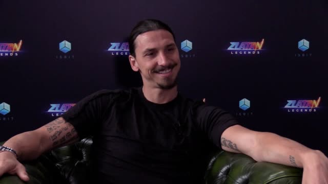 Quotes from footballer Zlatan Ibrahimovic at the launch of his new video game Zlatan Legends In keeping with the space theme of the game he talks...
