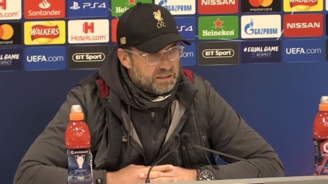 Quotes from Liverpool manager Jurgen Klopp following following their 20 Champions League quarter final first leg win over Porto He says it was a good...