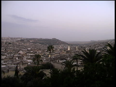 rabat capital city cityscape: morocco - rabat morocco stock videos & royalty-free footage