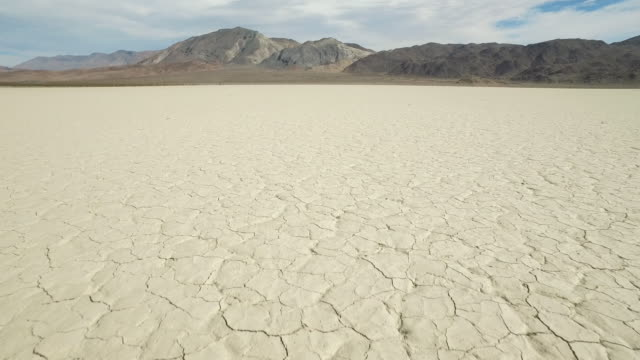 racetack playa, death valley - death valley national park stock videos & royalty-free footage