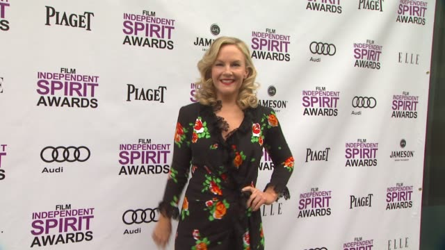 rachael harris at 2012 film independent filmmaker grant and spirit award nominees brunch on 1/14/2012 in west hollywood ca - rachael harris stock videos and b-roll footage