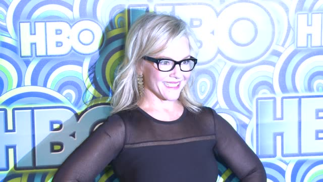 rachael harris at hbo's post 65th primetime emmy awards reception in los angeles ca on 9/22/13 - rachael harris stock videos and b-roll footage