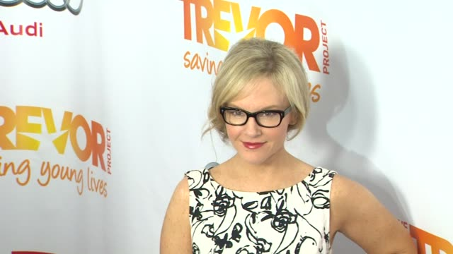 rachael harris at the trevor project's 2012 'trevor live' honoring katy perry on 12/2/12 in los angeles ca - rachael harris stock videos and b-roll footage