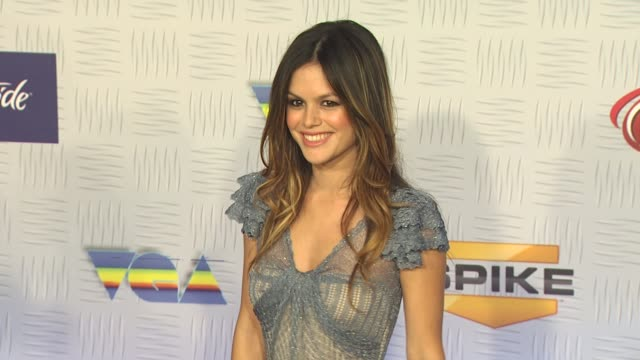 Rachel Bilson at the Spike TV's '2010 Video Game Awards' at Los Angeles CA
