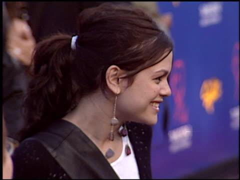 Rachel Bilson at the Taurus World Stunt Awards at Paramount Lot in Hollywood California on May 16 2004