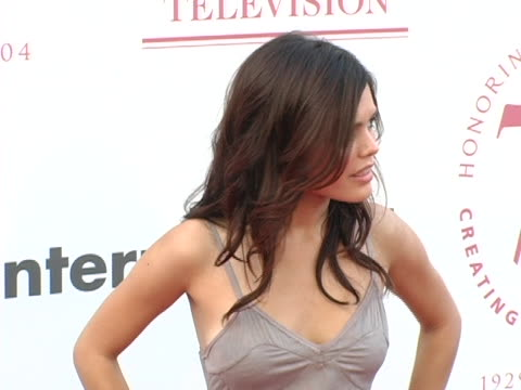 Rachel Bilson at the USC School of Film and Televisions 75th Anniversary Gala BRoll at in Los Angeles California