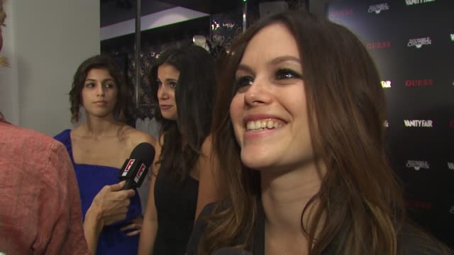 Rachel Bilson on her tshirt on why she liked the Invisible Children Charity on what she would like others to know about the charity and on when and...