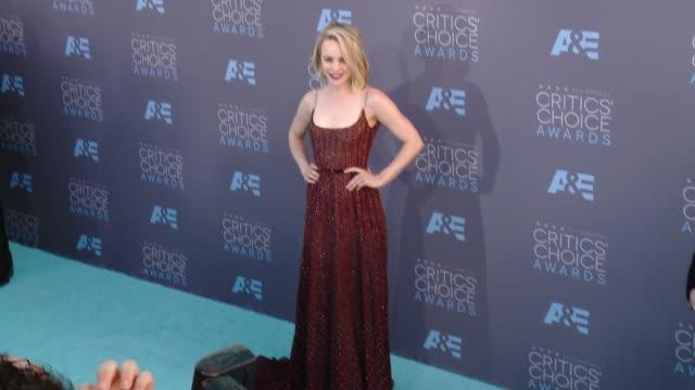 rachel mcadams at 21st annual critics' choice awards in los angeles, ca 1/17/16 - critics' choice movie awards stock videos & royalty-free footage